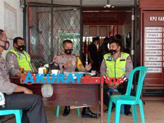 Pendaftaran Bakal Calon Bupati Dibuka, Polres Siapkan Pengamanan Ketat