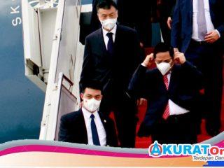 Kunjungan Perdana, PM Vietnam Tiba di Indonesia