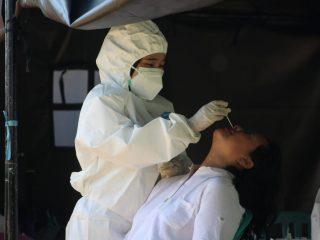 Kasus Covid-19 di Kabupaten Lebong Terus Melonjak