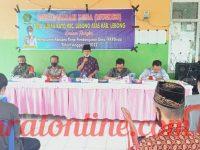 Musdes RKP-Des 2020, Desa Sukau Kayo Prioritas Peningkatan Infrastruktur Desa